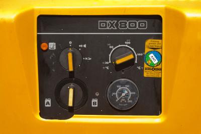 Myjka ciśnieniowa WAP DX800 FirmyBiznesu